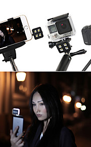 nat ved hjælp Selfie øge blitzlys til iOS / Android / wp8.0 / Selfie / kamera