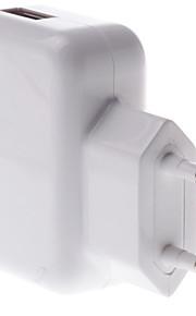 draagbare reizen oplader adapter soy30-067a EU-norm VDE 5v bescherming 2.4a usb milieu