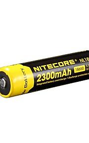 bateria recarregável 18650 2300mAh 3.7v li-ion NiteCore nl183