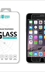 מגן מסך זכוכית הגנת נזק מותג הפרטי 2.5D spider®0.2mm קסם מזג עבור iPhone 6s / 6