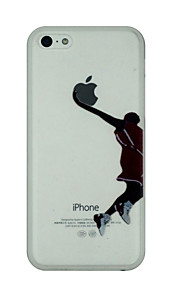 slam dunk patroon ultradunne pc Hard hoesje voor iPhone 5c