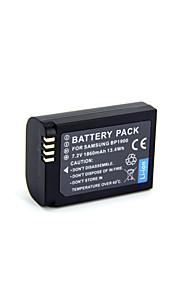 BP1900 - Li-ion - Batterij - voor for  Samsung  Smart Camera NX1 - 7.2V - ( V ) - 1860mAh - ( mAh )