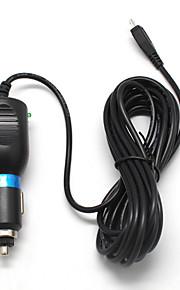 micro usbport autolader 5v 1a tachograaf / gps-navigator auto-oplader 12-24V auto de macht