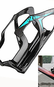 ZIQIAO SH-392 Cycling 3K Weave Carbon Fiber Bottle Cage