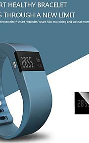 Monitor saudável unisex pulseira multifuncional inteligente lembrete relógio pedômetro calorias