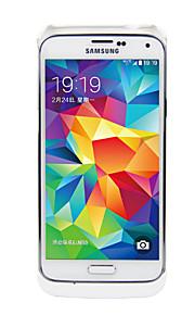 clip della batteria di Samsung s5 senza pelle 3800 mah