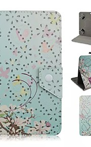 Painted Glitter Stand Tablet PC Case for ipad2/3/4/AIR /AIR 2