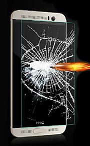 protetor de tela de vidro temperado ultra-fino anti-risco para HTC M9 mais