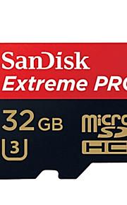 sdsdqxp-032g SanDisk 32GB microSDHC UHS-microSDXC i cartões de memória u3 95MB / s
