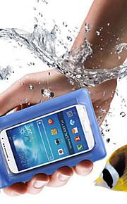 iphone 6/6, plus IPX8 compatible sac étanche 30m sous-marine cas de téléphone avec une bande de bras et un cordon (couleurs assorties)
