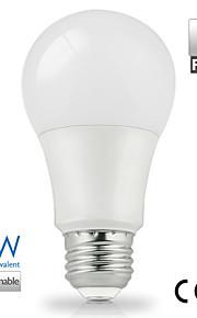 2 stk. Vanlite E26/E27 9 W 14 SMD 5630 800 LM Varm hvit/Kjølig hvit/Naturlig hvit A Globepære AC 220-240 V