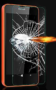 protector anti-arañazos ultra-delgada pantalla de vidrio templado para Lumia 640 microsoft xl