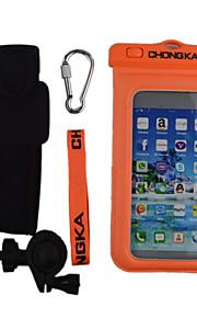 IPX8 telefono sacchetto impermeabile mobile per il iphone 6