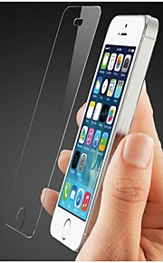 아이폰 5 / 5S는 0.26 mm로 유리 막 아크 측면 스티커를 강화 주름지게