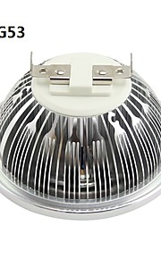 GU10/G53 15 W 1 COB 1500LM LM Varm hvit/Kjølig hvit AR Spotlys AC 85-265/DC 12/AC 12 V