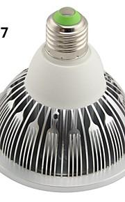 GU10/G53/E26/E27 7 W 7 Høyeffekts-LED 700LM LM Varm hvit/Kjølig hvit AR Spotlys AC 85-265/DC 12/AC 12 V