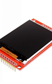 "2.2"" Serial SPI TFT Color LCD Module for Arduino"