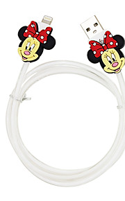 disney aminnie Ladekabel für iPhone 5 g / 5s / 5c / 6 / 6plus ipad 2 ipad mini Luft
