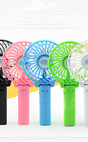 USB Mini Fan Portable Fan18650 Li Ion Rechargeble Battery Fan Powered Outdoor Camping Office Cooler