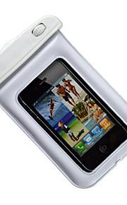 2015 telefono pvc sacchetto impermeabile con lo spago