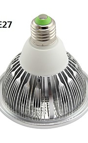 GU10/G53/E26/E27 10 W 1 COB 1000-1100LM LM Varm hvit/Kjølig hvit AR Dimbar Spotlys AC 220-240/AC 110-130 V