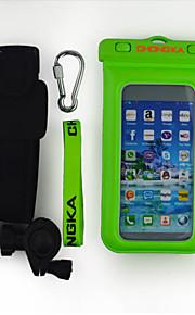 waterdicht telefoon zak / smartphone waterdichte tas / pvc waterdichte zak voor telefoon