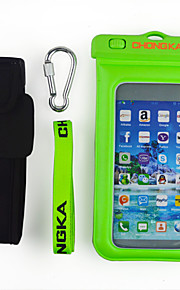 waterdichte mobiele telefoon geval tas / waterdichte drijvende tas / waterdichte mobiele telefoon geval voor HTC