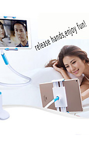 360 ° de rotación de teléfono largo brazo de montaje soporte de tabletas con 1,2 m poste. sostenedor tubo largo perezoso escritorio para
