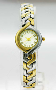 kvinders analog kobber tilfælde firkantet dial kobber band japan kvarts ur kvinder mode ur gave ur dameur