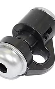 universella 30x mikroskop förstoringsglas för mobiltelefon