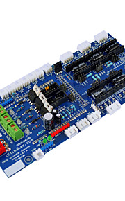 PCB Ultimaker Master Control Board DIY Suite 1.57 Compatible With RAMPS Supports Dual - End Printing