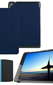dengpin pu lederen tablet beschermende case cover met standaard voor asus zenPad s 8.0 z580c / z580ca (verschillende kleuren)