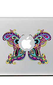 l'adesivo decorativo pelle farfalla per l'aria macbook / pro / pro con display retina