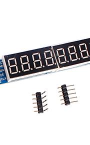 MAX7219 CWG 8-Digit Digital Tube Display Control Module