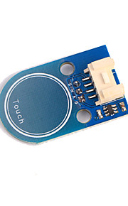 Touch Switch Module Double Sided Touch Sensor TouchPad 4p/3p Interface for Arduino