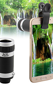 Apexel 8X Optical Zoom Telescope Camera Lens for iPhone 6S 6Plus /iPad and Other Mobile Phones