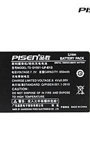 Pisen Lithium-Ion Canon LP-E12 Camera Replacement Battery (700 mAh) for Canon EOS M