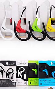 3,5 hi-fi sports høy kvalitet stil i øretelefoner for Samsung-telefoner (assorterte farger)