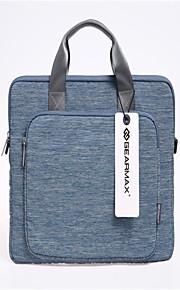 """11,6 """"13,3"""" 15,4 """""""" """"einzelne Schulter Laptop-Tasche Aktentasche Datei-Paket Freizeittasche"""