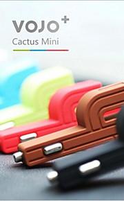 kaktus mini billader 3.1a usb billader tre mobile navigasjons generell