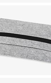 11,13,15 inch Wool Felt Inner Notebook Laptop Sleeve Bag Case for Macbook Air/Pro/Retina Samsung HP Dell