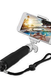 Sinnofoto S7 Handheld Extendable Wireless with Remote Shutter Selfie stick for Android/IOS