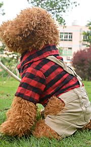 Rojo Algodón - Abrigos/Pantalones - Perros -