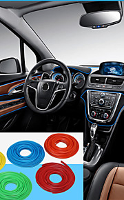 Car Sticker Decoration Thread Stickers Auto Styling Indoor Automotive Interior Decoration Line 5M/pcs