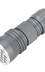 Mini Size UV Flashlight with 21-LED