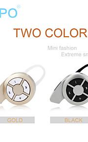 Zapo BT71 versione tipo tappi per le orecchie auricolare bluetooth 4.1 mini conveniente trasporta