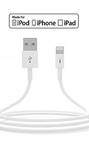 godosmith MFI certyfikat piorun 8 pin synchronizacji danych i ładowania Kabel USB do iphone6s / 6s plus / 6/6 plus / 5s 5c 5 / iPad