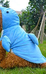 Blue/Pink Cosplay Dolphin Styles Cotton Coats Clothes For Dogs/Pets