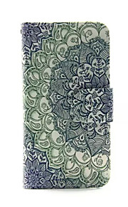 disegno di disegno o modello colorata cuoio dell'unità di elaborazione caso tutto il corpo con il basamento per itouch 5 / iTouch 6