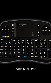 OURSPOP® R7 2.4G Wireless BackLight Keyboards Air Fly Mouse For Raspberry Pi, MacOS,Linux, HTPC